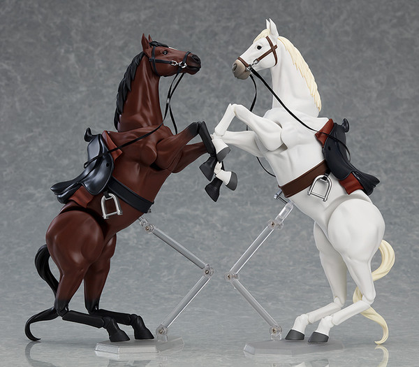 Chestnut Horse Ver 2.0 Figma Figure