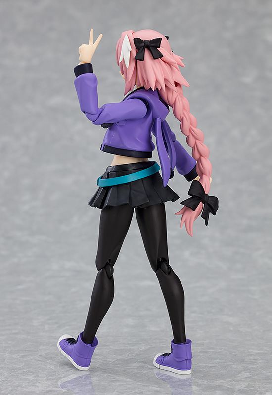 Rider of Black Casual Ver Fate/Apocrypha Figma Figure
