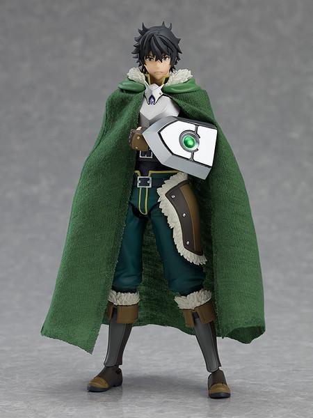 Naofumi Iwatani The Rising of the Shield Hero Figma Figure
