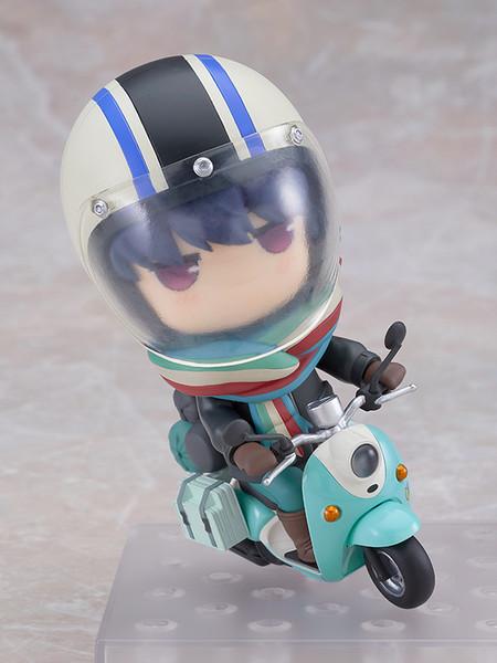Rin Shima Touring Ver Laid-Back Camp Nendoroid Figure