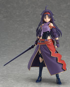 Yuuki Sword Art Online Alicization War of Underworld Figma Figure