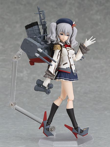 Kashima (Re-Run) Kantai Collection -KanColle- Figma Figure