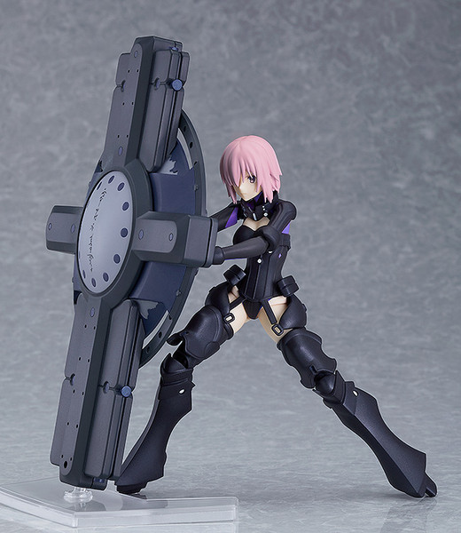 Shielder/Mash Kyrielight Ortinax Ver Fate/Grand Order Figma Figure