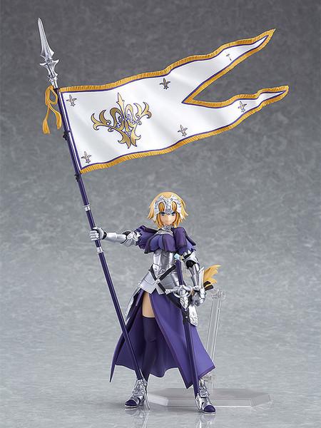 Ruler/Jeanne d'Arc (Re-run) Fate/Grand Order Figma Figure