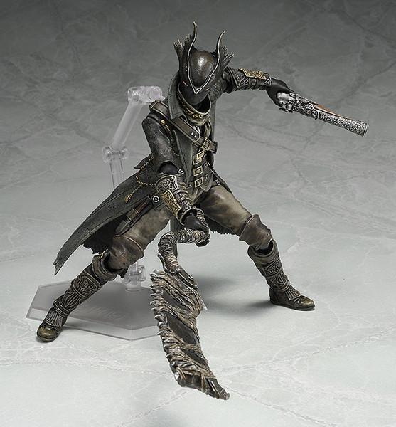 Hunter Bloodborne The Old Hunters Edition Figma Figure