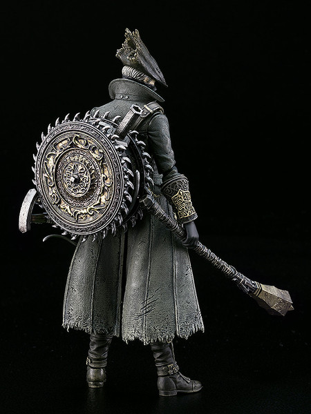 Hunter Weapons Bloodborne The Old Hunters Figma Plus Set