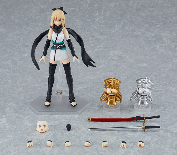Saber/Okita Souji Fate/Grand Order Figma Figure