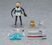 Saber/Okita Souji Ascension Ver Fate/Grand Order Figma Figure