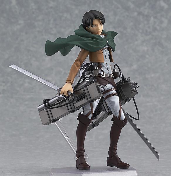 Levi (Re-run) Attack on Titan Figma Figure