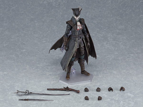 Lady Maria of the Astral Clocktower Bloodborne The Old Hunters Figma Figure