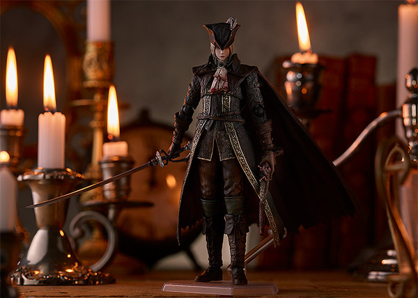 Lady Maria of the Astral Clocktower Bloodborne The Old Hunters DX Edition Figma Figure