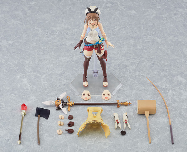 Reisalin Stout Atelier Ryza Ever Darkness & the Secret Hideout Figma Figure