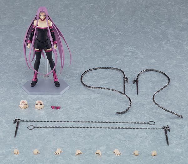 Rider 2.0 Ver Fate/stay night Heaven's Feel Figma Figure
