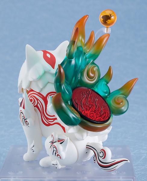 Shiranui Okami Nendoroid Figure