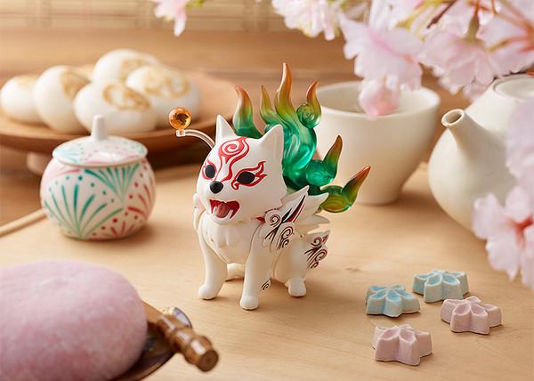 Shiranui DX Ver Okami Nendoroid Figure