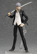 Hero Yu Narukami (Re-run) Persona 4 Arena Ultimax Figma Figure
