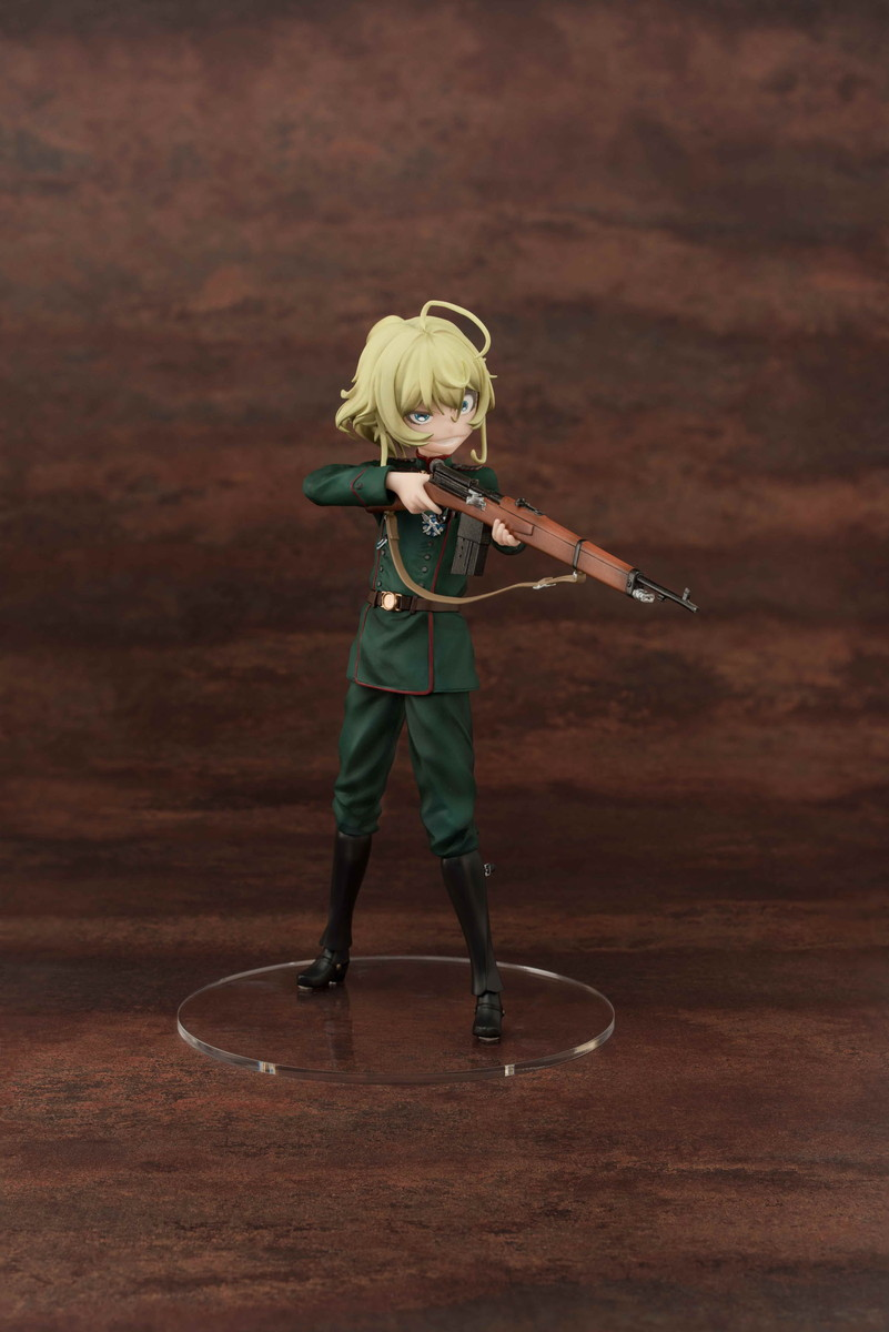Tanya Degurechaff The Saga of Tanya the Evil Figure