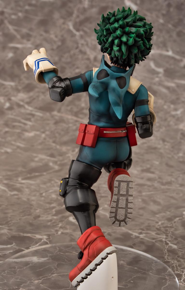 Izuku Midoriya Smash Ver My Hero Academia Figure