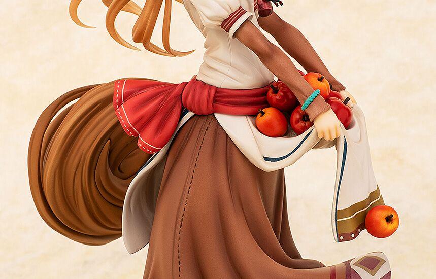 Holo Plentiful Apple Harvest Ver Spice and Wolf Figure