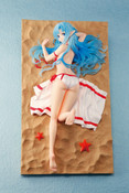 Asuna Vacation Mood Ver ALO Undine Color Variant Sword Art Online Figure