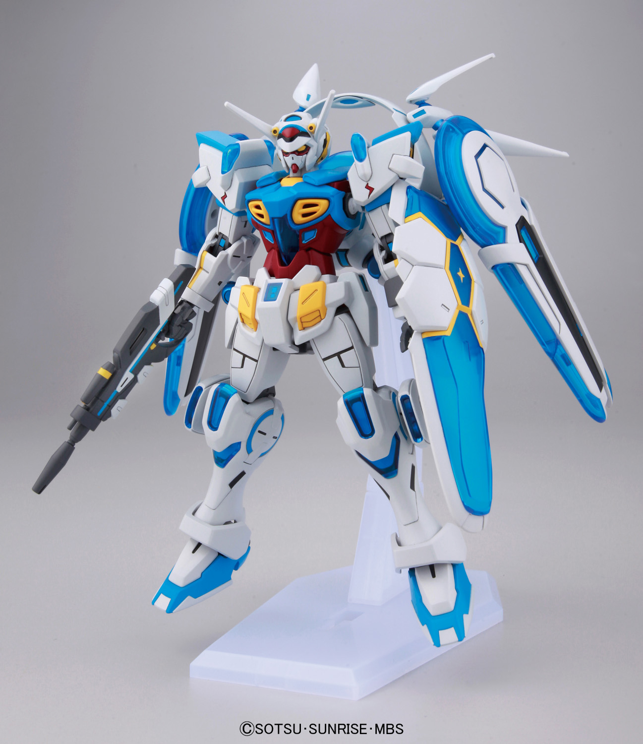 G-Self Gundam Reconguista in G Perfect Pack Model Kit 4549660006367
