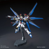 Strike Freedom Gundam HG Gundam Seed Model Kit