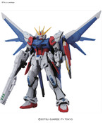 Build Strike Gundam Build Fighters RG Model Kit