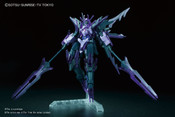 Transient Glacier Gundam HG Build Fighters Try Model Kit