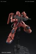 Char Aznable's Zaku I Mobile Suit Gundam The Origin HG Model Kit