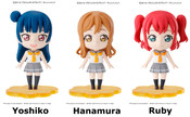 Yoshiko Hanamura Ruby Love Live! Sunshine!! Figures thumb