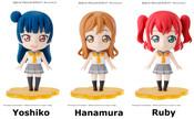 Yoshiko Hanamura Ruby Love Live! Sunshine!! Figures