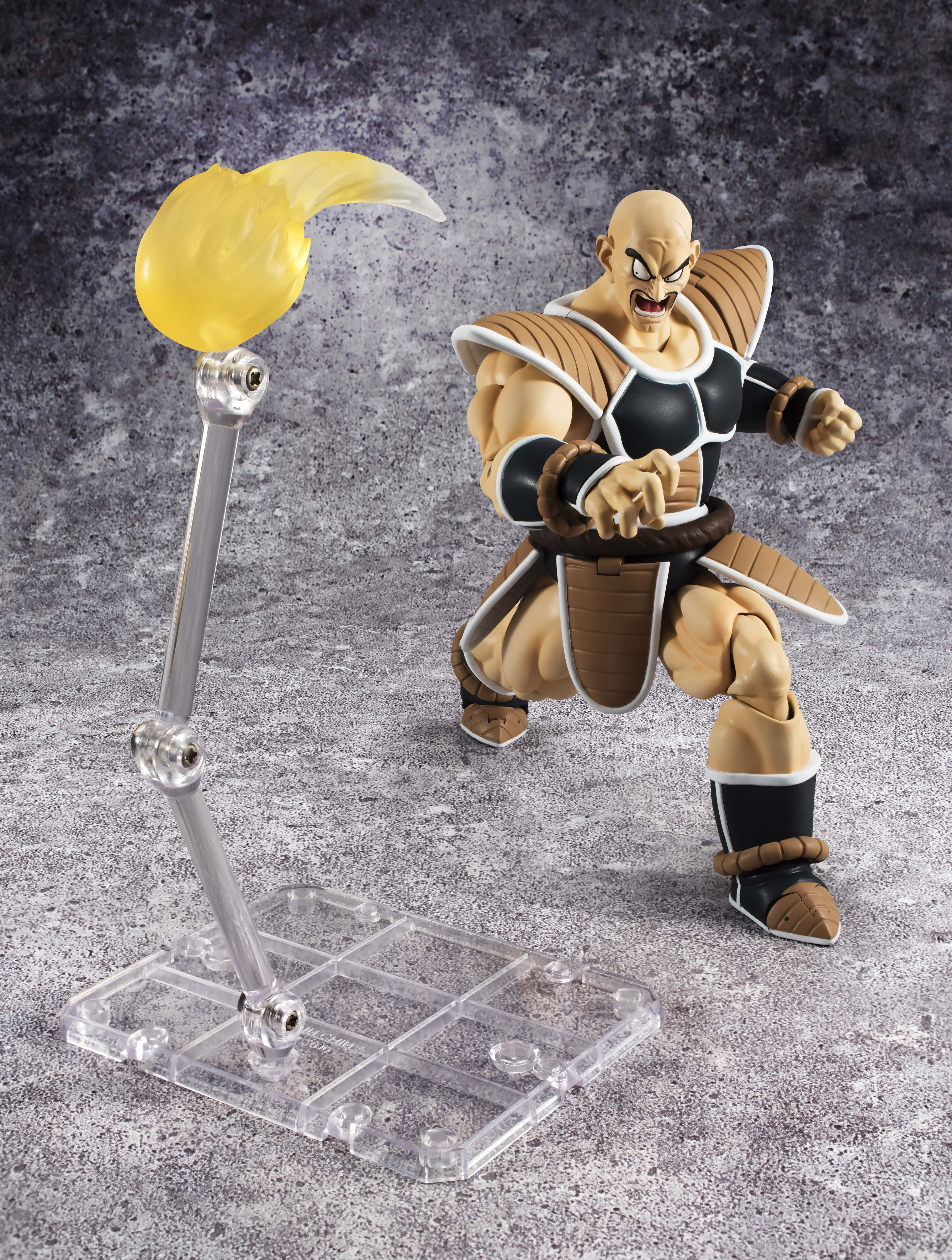 Nappa Dragon Ball Z Figure