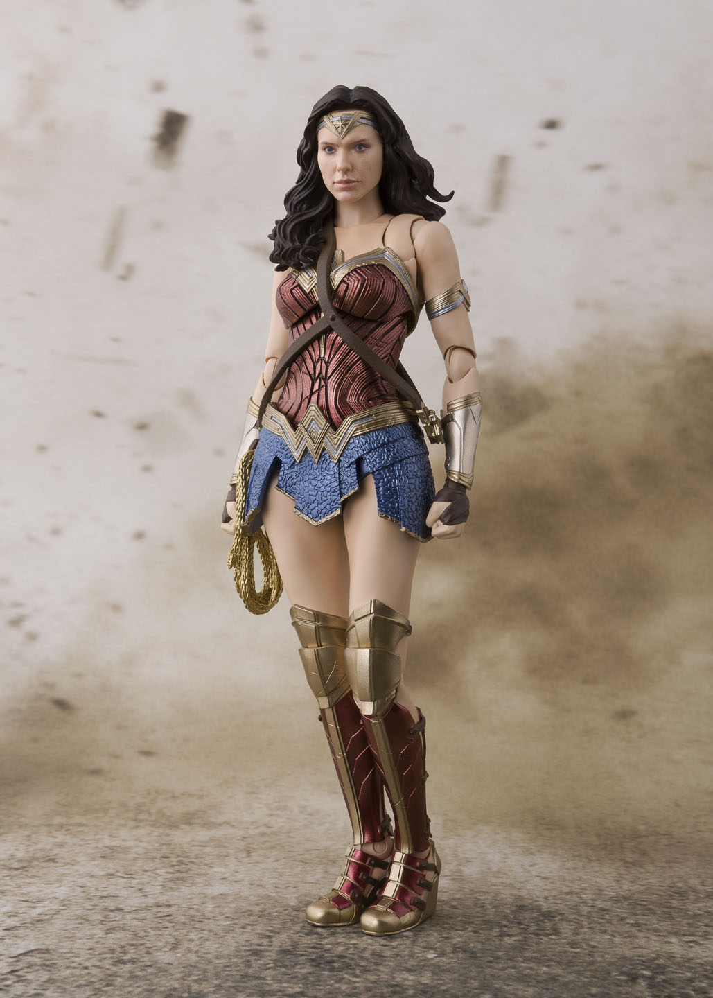 Wonder Woman Justice League Figure 4549660197812