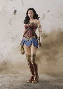 Wonder Woman Justice League Figure