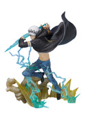 Trafalgar Law Gamma Knife One Piece Bandai Figuarts Figure