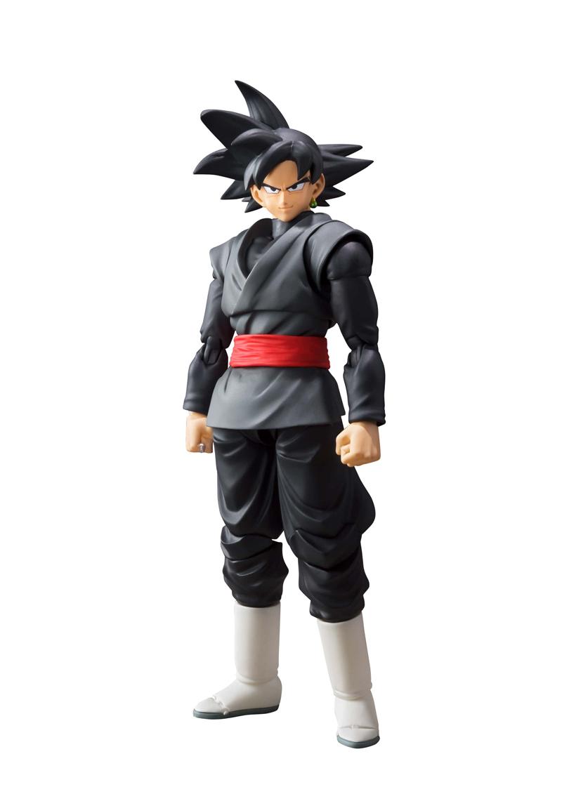 Goku Black Dragon Ball Super SH Figuarts Figure 4549660198109