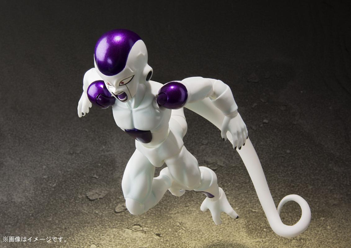 Frieza Resurrection Dragon Ball Super SH Figuarts Figure
