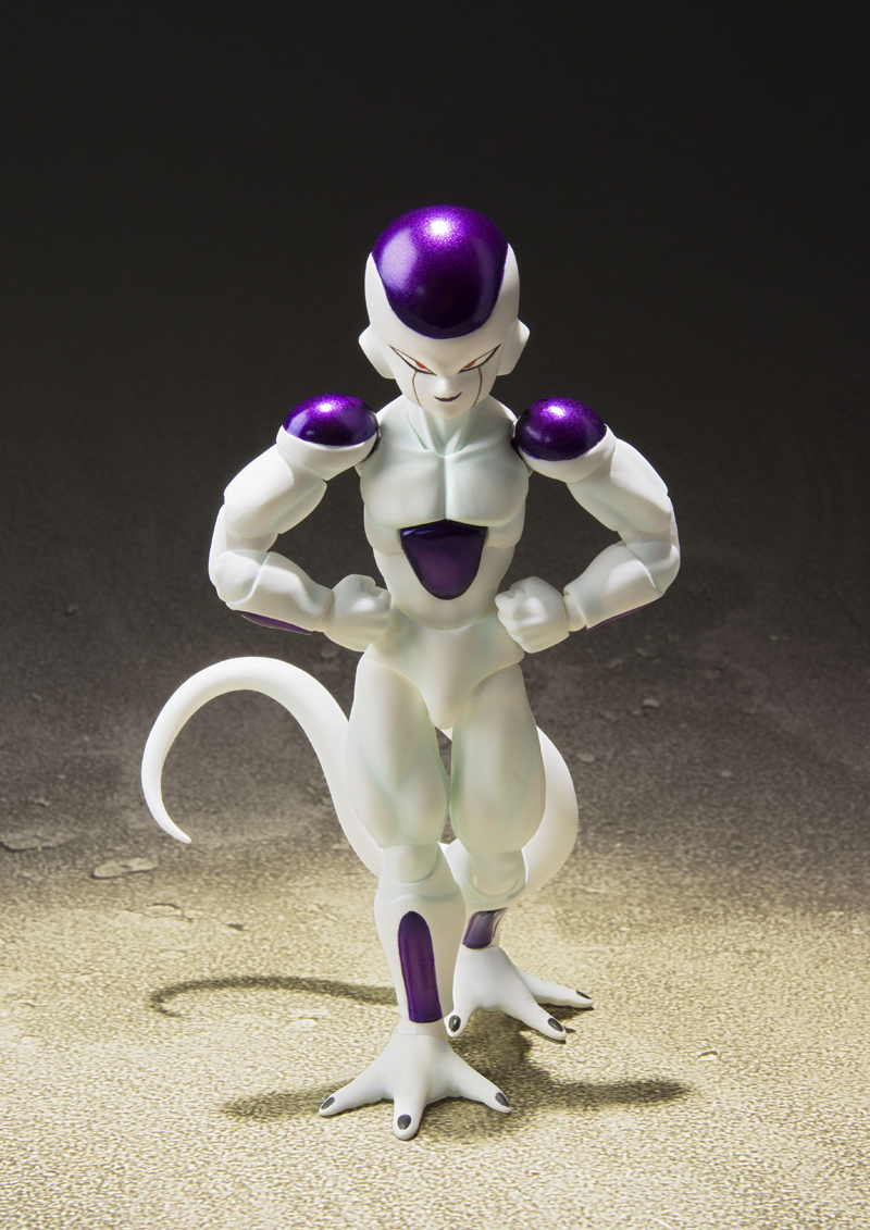 Frieza Resurrection Dragon Ball Super SH Figuarts Figure 4549660208761
