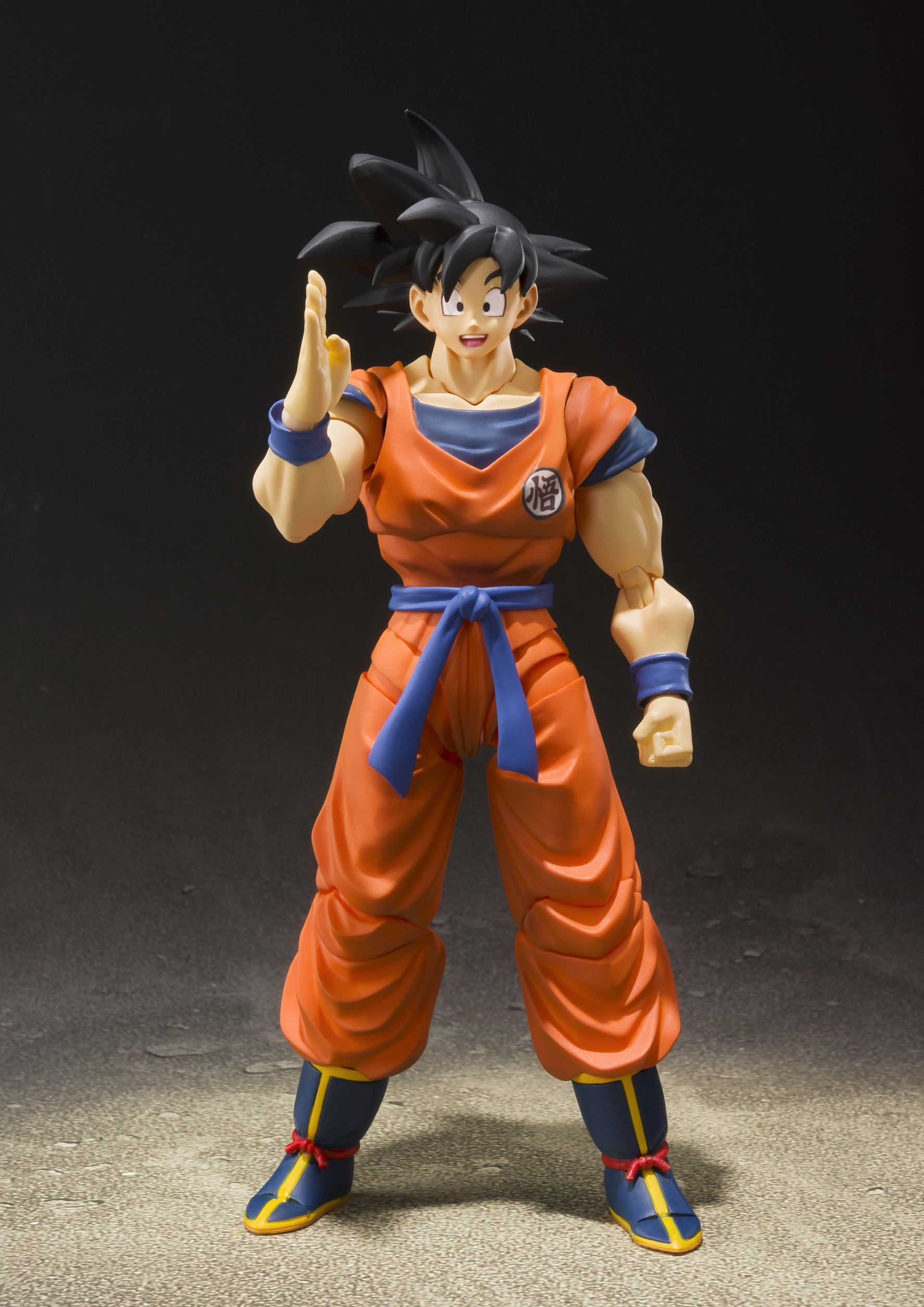 Son Goku Dragon Ball Z SH Figuarts Figure 4549660208778