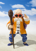 Master Roshi Dragon Ball SH Figuarts Figure
