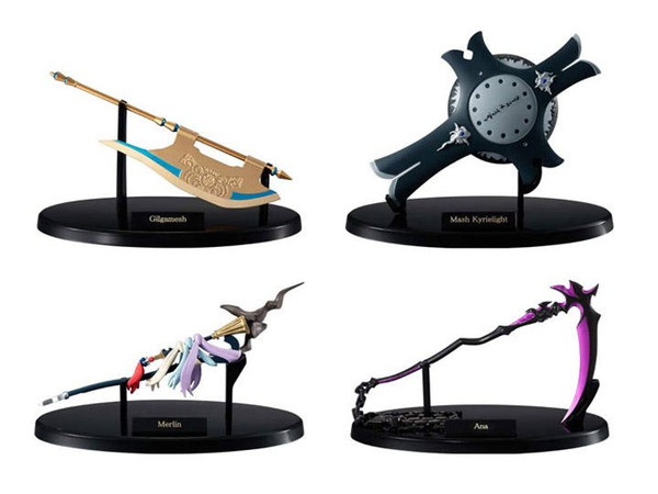Miniature Prop Collection Fate/Grand Order Absolute Demonic Front Babylonia Bandai Figure Blind Box