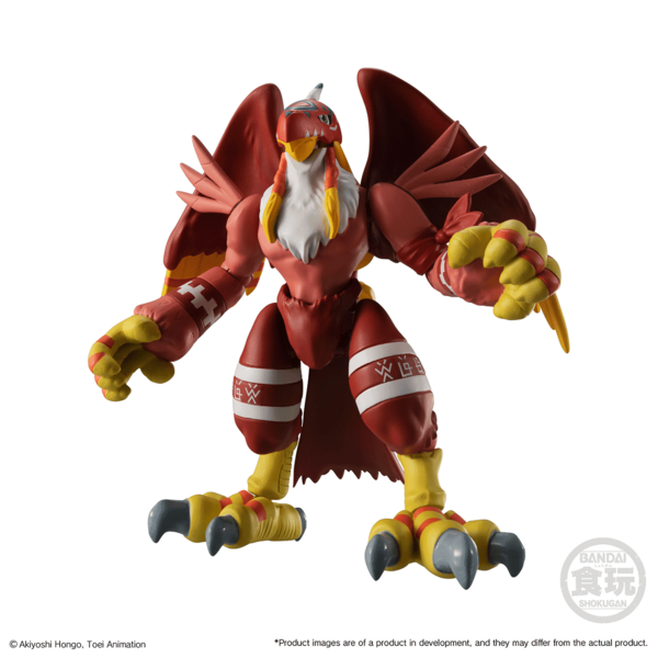 Shodo Digimon Adventure 1 Digimon Figure Blind Box