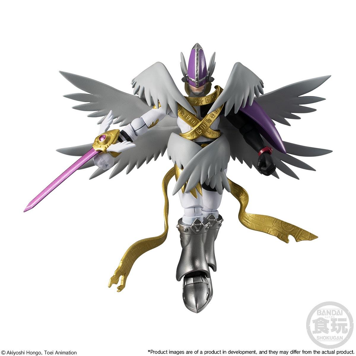 Shodo Digimon Adventure 2 Digimon Figure Blind Box