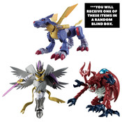 Shodo Digimon Adventure 2 Digimon Figure Blind Box