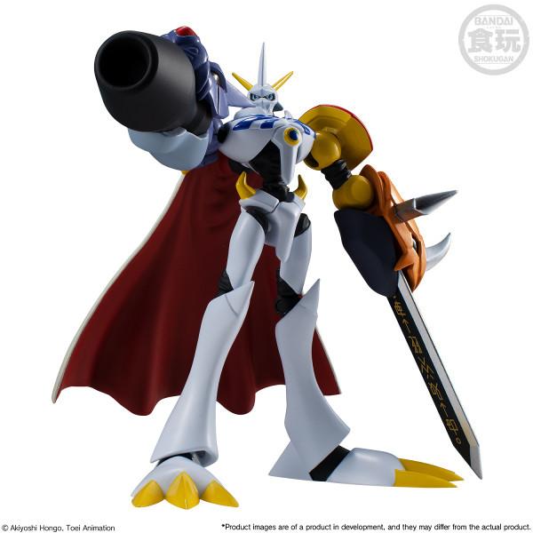 Shodo Digimon Adventure 3 Digimon Figure Blind Box