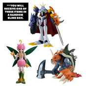Shodo Digimon Adventure 3 Digimon Figure Blind Box