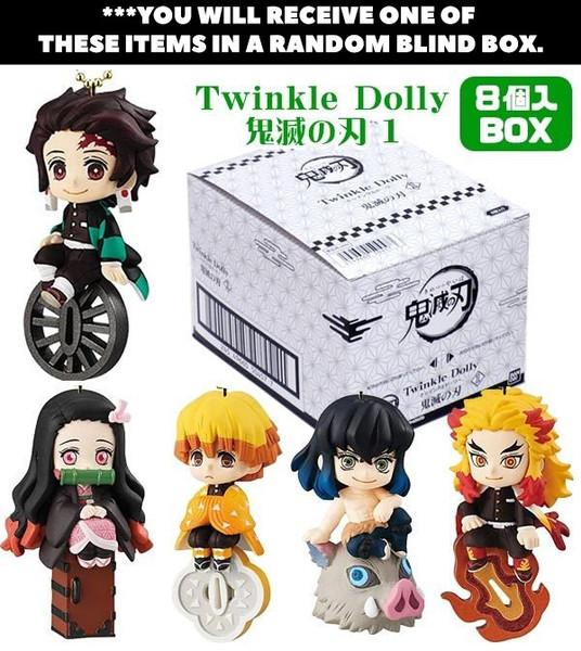Twinkle Dolly Demon Slayer Charm Blind Box