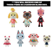 Animal Crossing New Horizons Villager Figure Blind Box