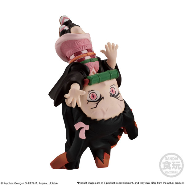 Demon Slayer Adverge Motion 2 Figure Set