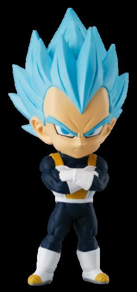 Super Saiyan Blue Vegeta Chibi Masters Dragon Ball Super Figure